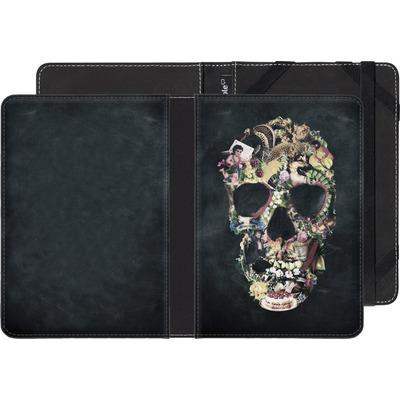 Kobo Aura eBook Reader Huelle - Vintage Skull von Ali Gulec