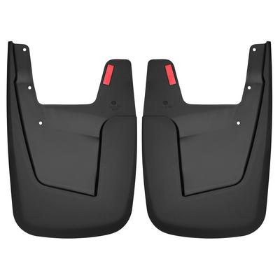 Husky Liners Custom Mud Guards Rear (Black) - 59141