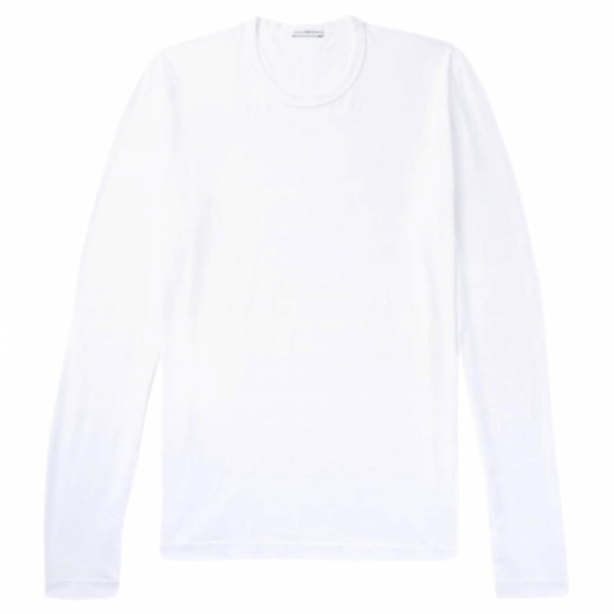 James Perse \N White Cotton T-shirts for Men 0 0 - 6
