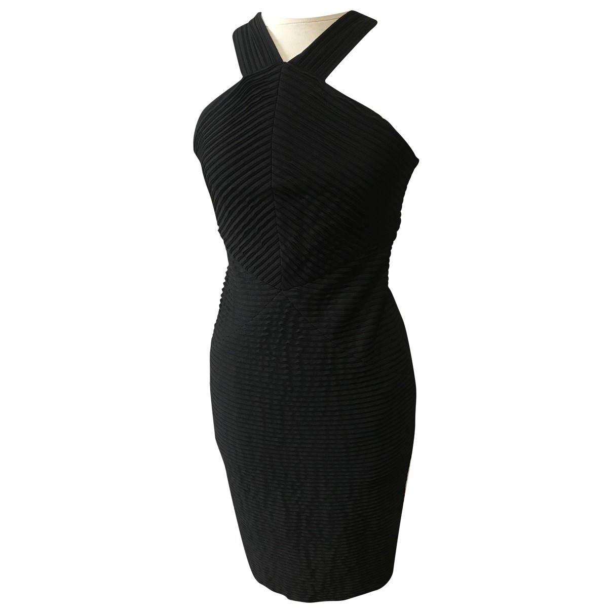 Maison Rabih Kayrouz \N Black dress for Women 40 FR