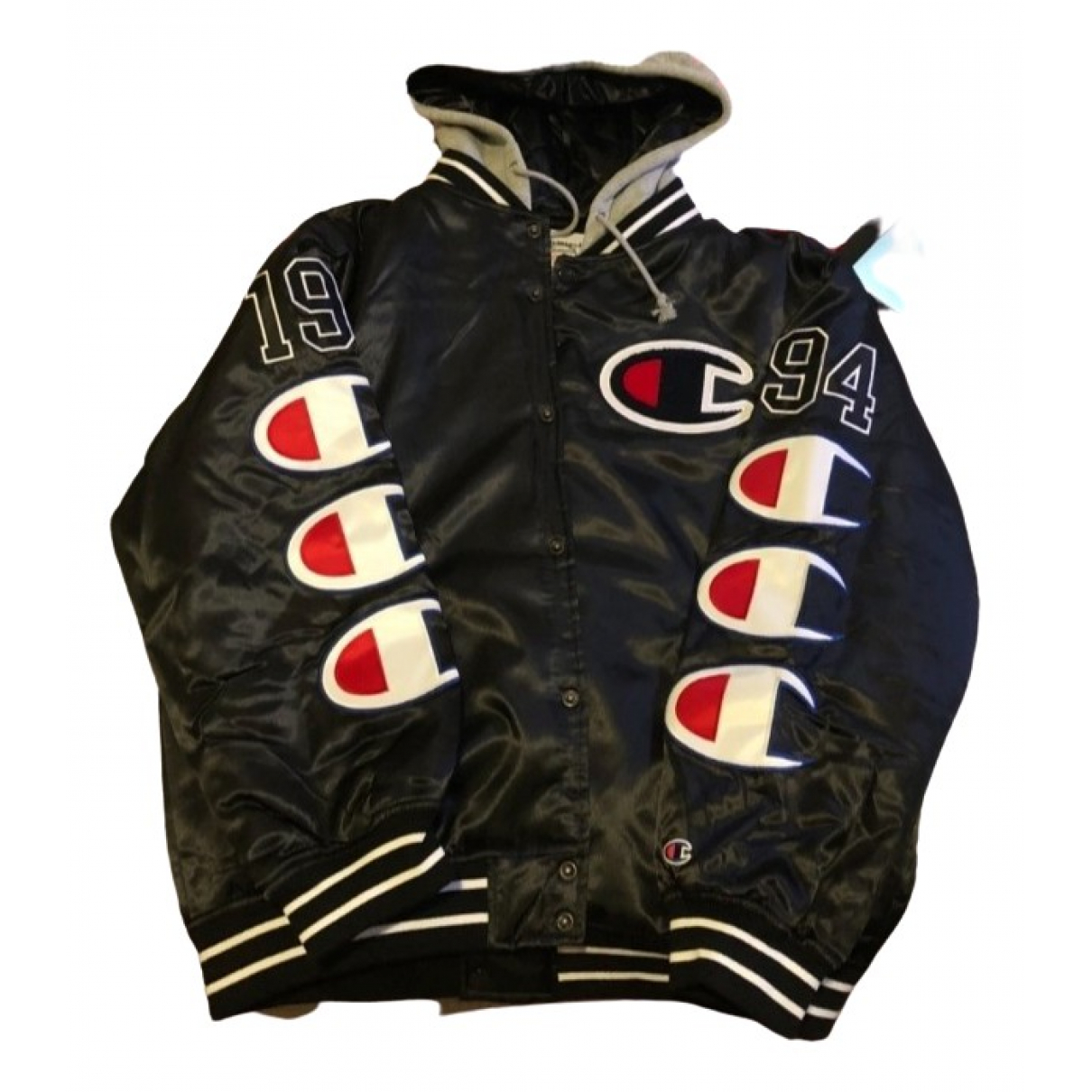 Supreme X Champion \N Black jacket  for Men M International
