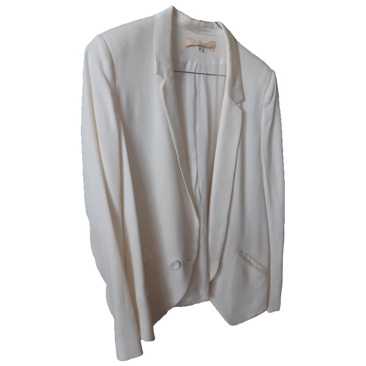 Vanessa Bruno Athe \N White jacket for Women 36 FR
