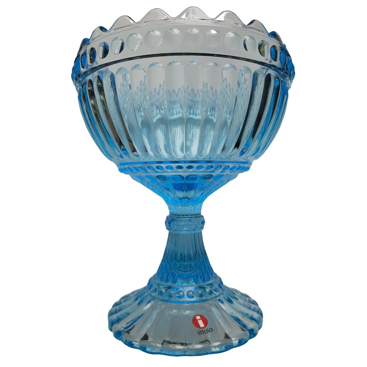 Iittala - Arts de la table   pour lifestyle en verre - bleu