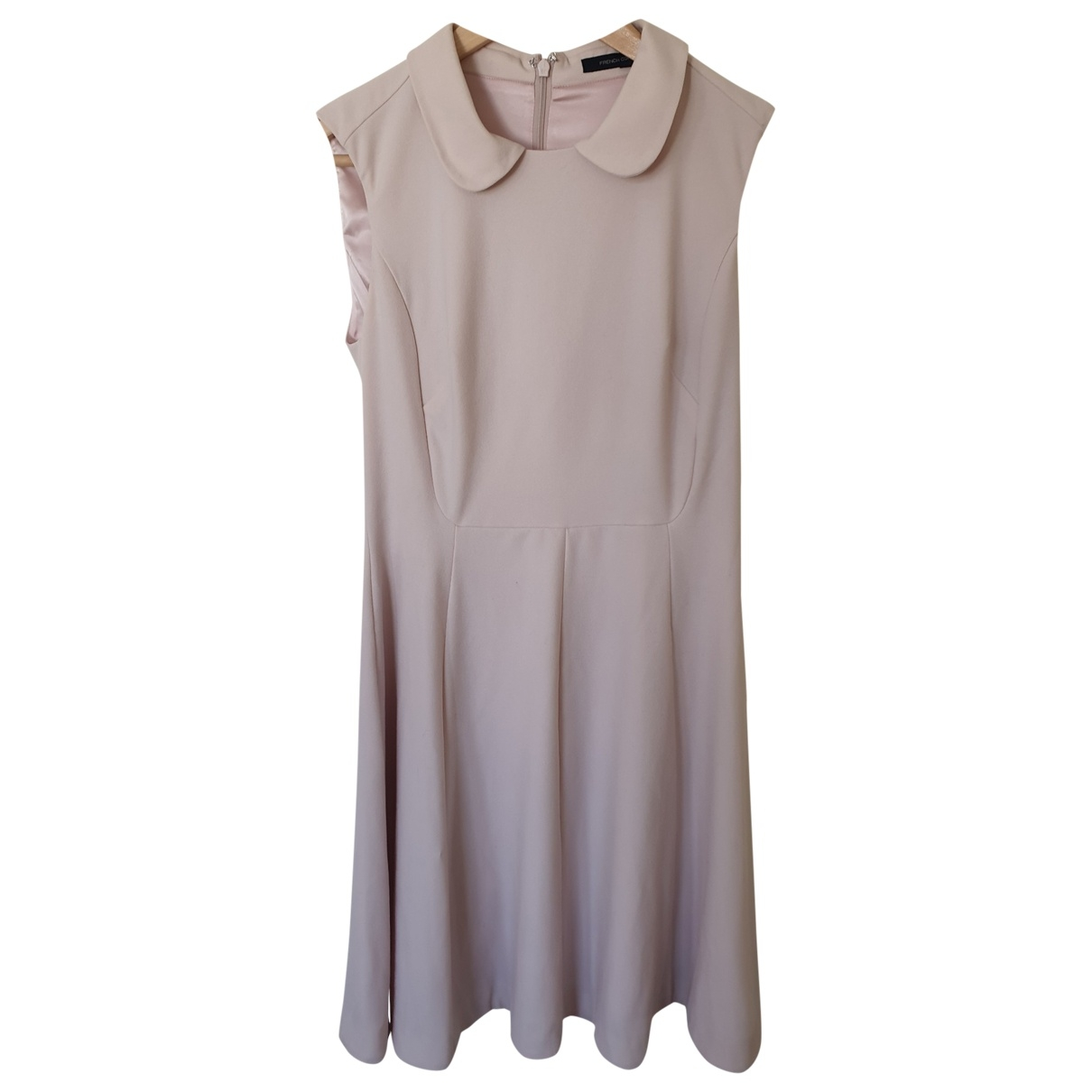 French Connection \N Kleid in  Rosa Polyester
