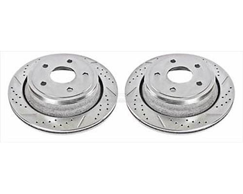 Power Stop AR8752XPR Brake Rotor Rear AR8752XPR
