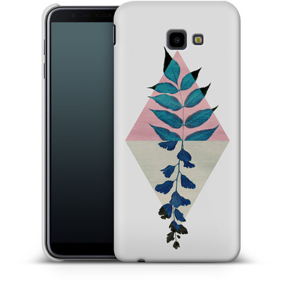 Samsung Galaxy J4 Plus Smartphone Huelle - Geometry and Nature 1 von Mareike Bohmer