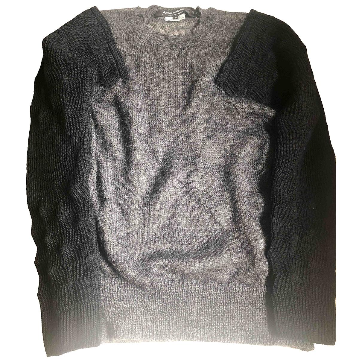 Junya Watanabe - Pull   pour femme en laine - gris