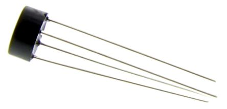 Vishay 2W08G-E4/51, Bridge Rectifier, 2A 800V, 4-Pin WOG (10)