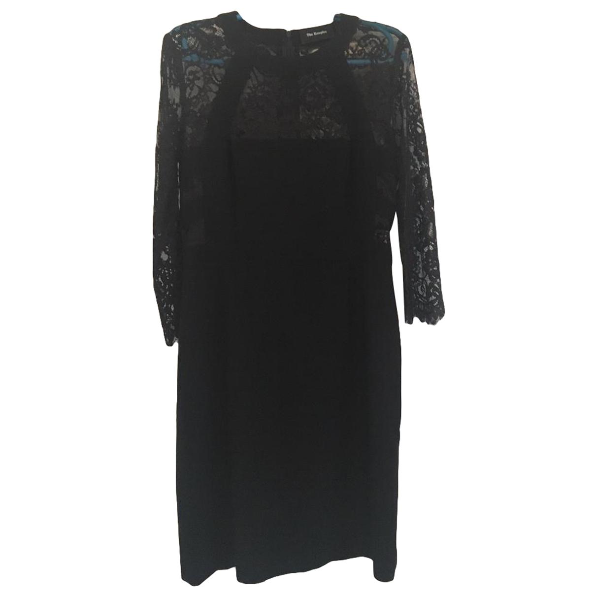 The Kooples \N Black Lace dress for Women M International