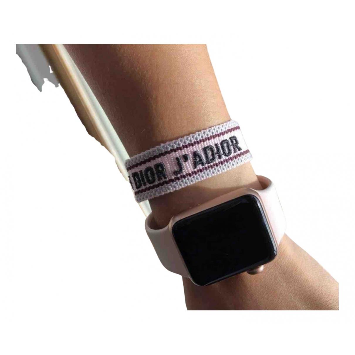 Christian Dior \N Armband in  Bunt Leinen