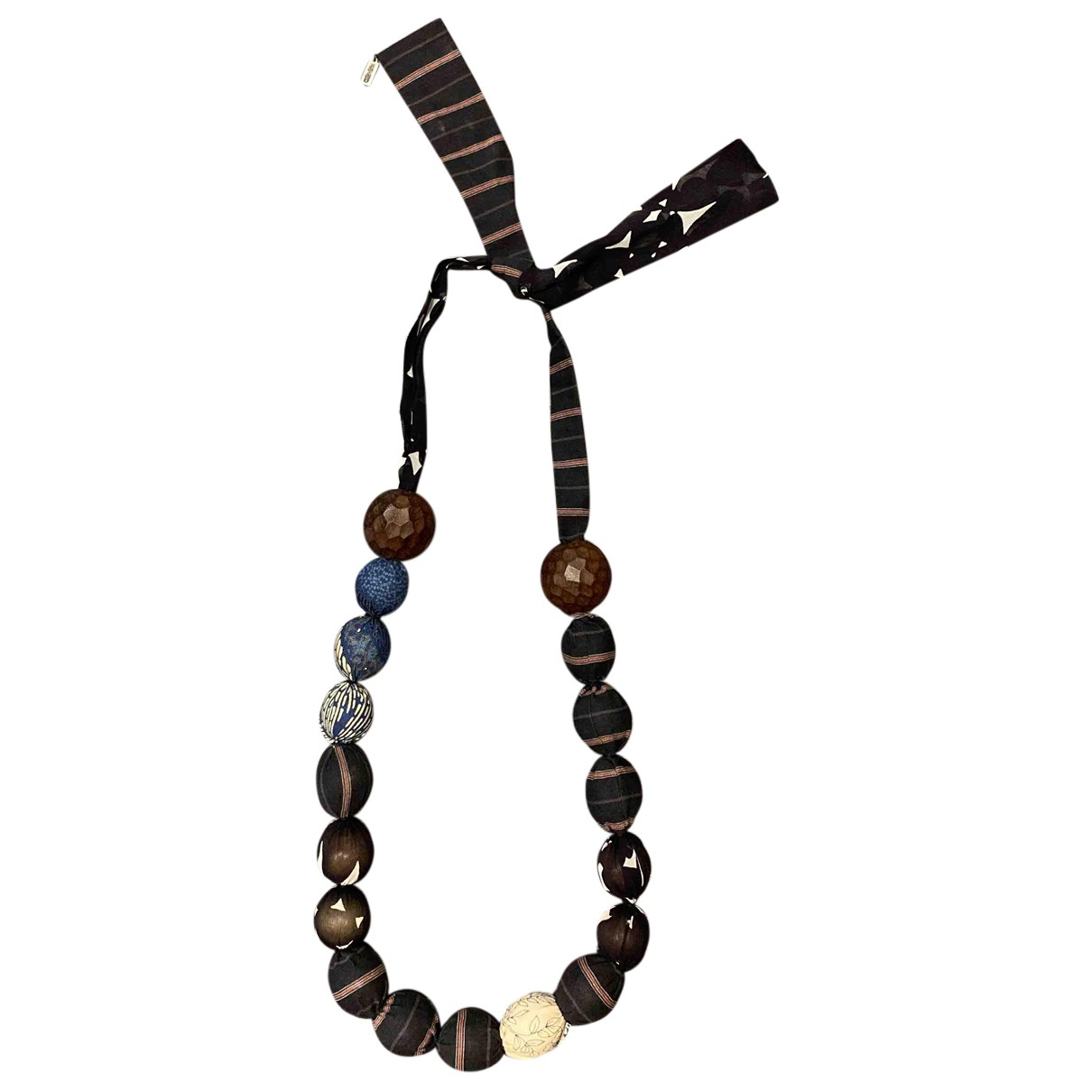 Kenzo N Multicolour Cloth necklace for Women N