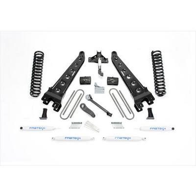 Fabtech 6 Inch Radius Arm Lift Kit with Performance Shocks - K2119
