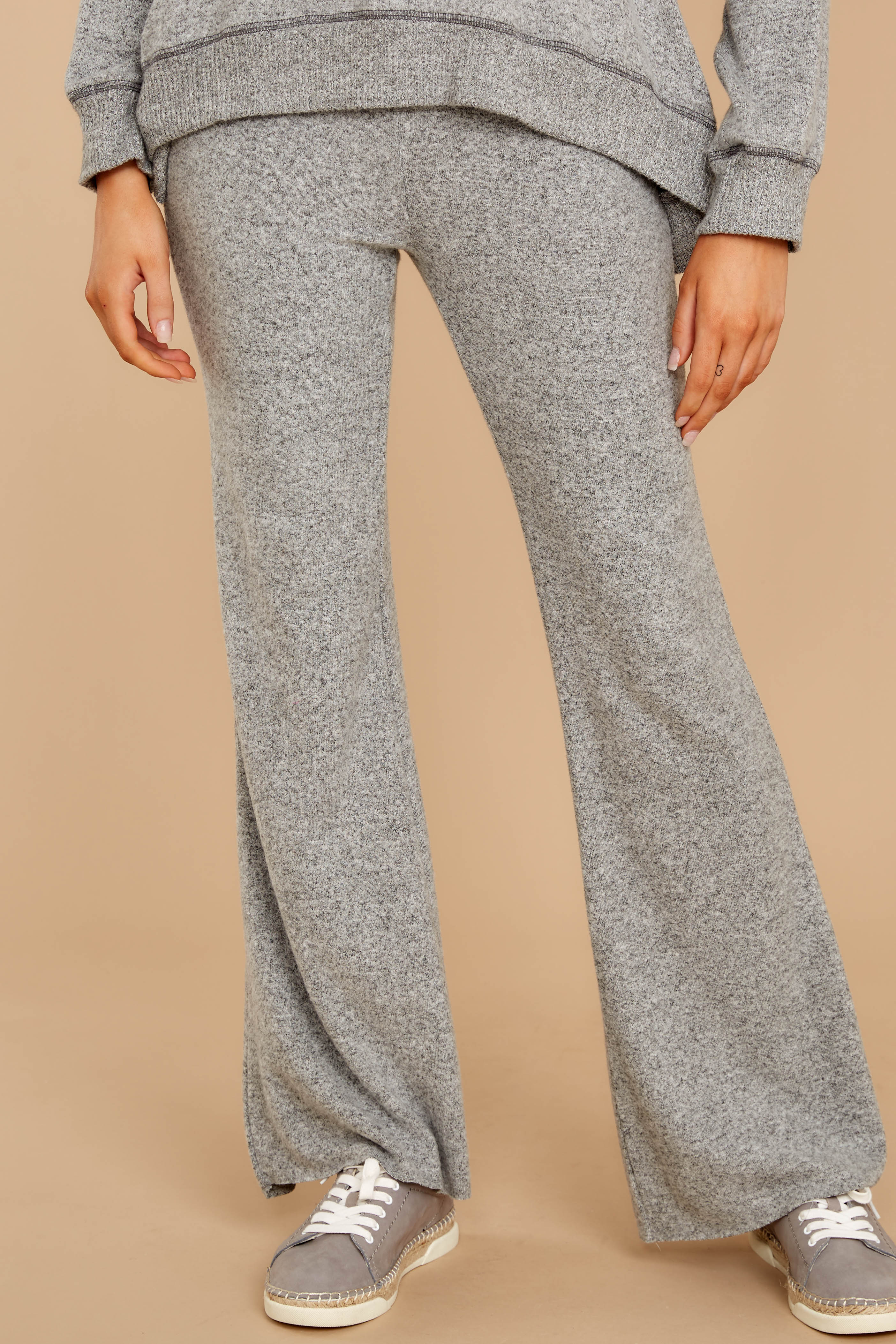 Running Through Your Dreams Grey Lounge Pants