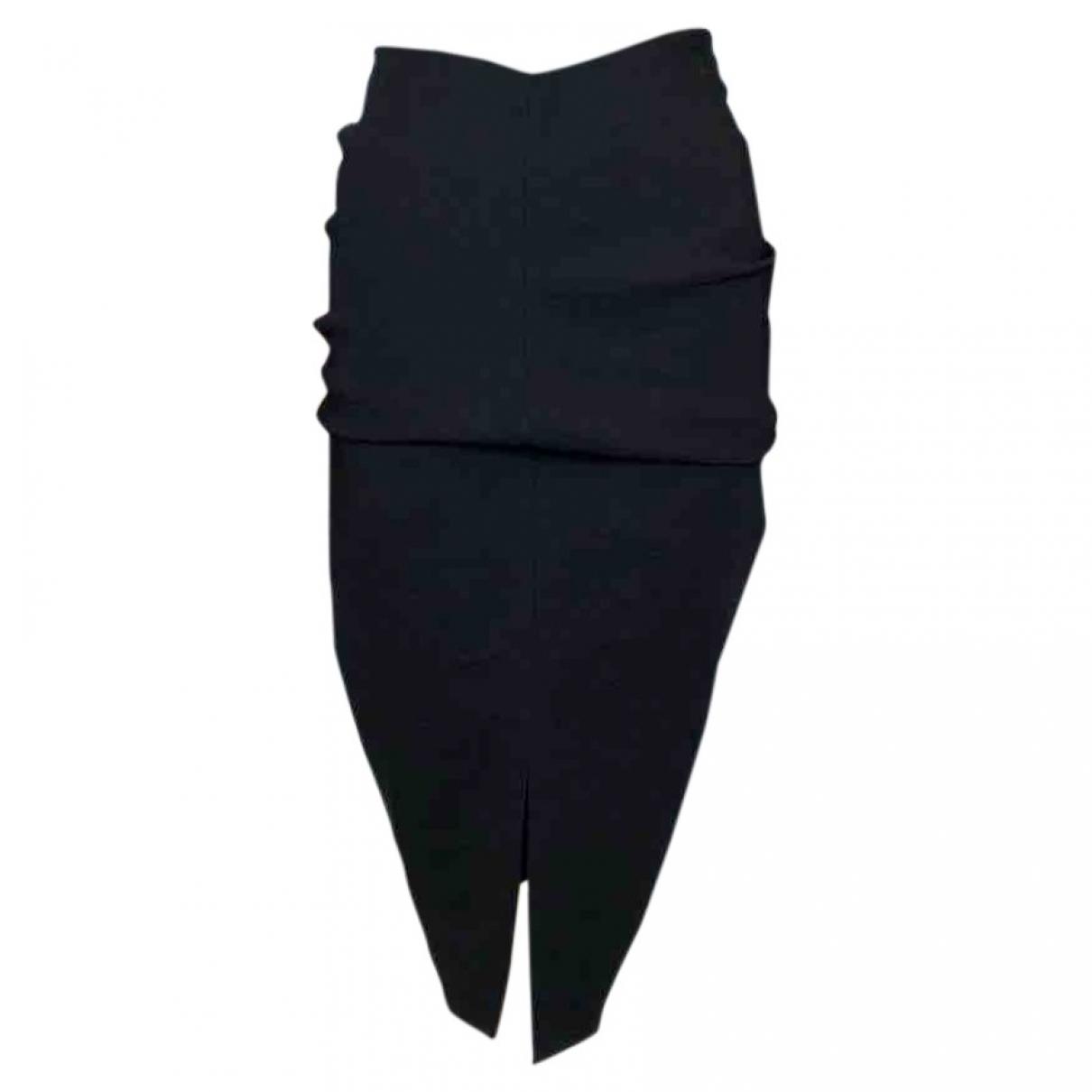 Falda midi de Lino Lanvin
