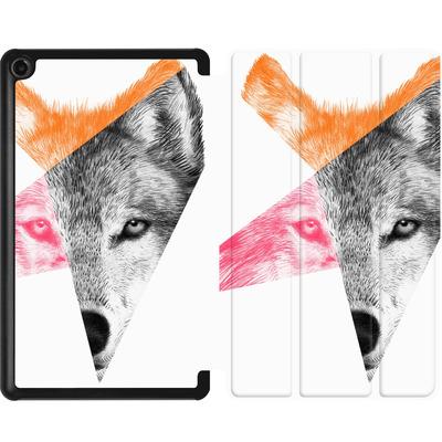 Amazon Fire 7 (2017) Tablet Smart Case - Wild von Eric Fan