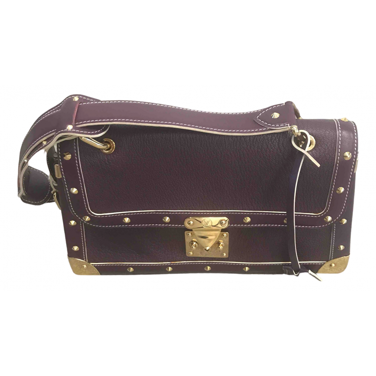 Louis Vuitton Le Talentueux Purple Leather handbag for Women \N