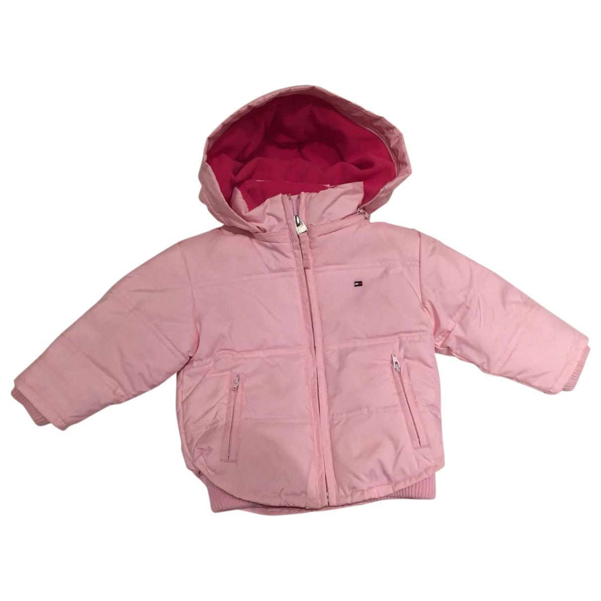 Tommy Hilfiger \N Pink jacket & coat for Kids 3-6 months