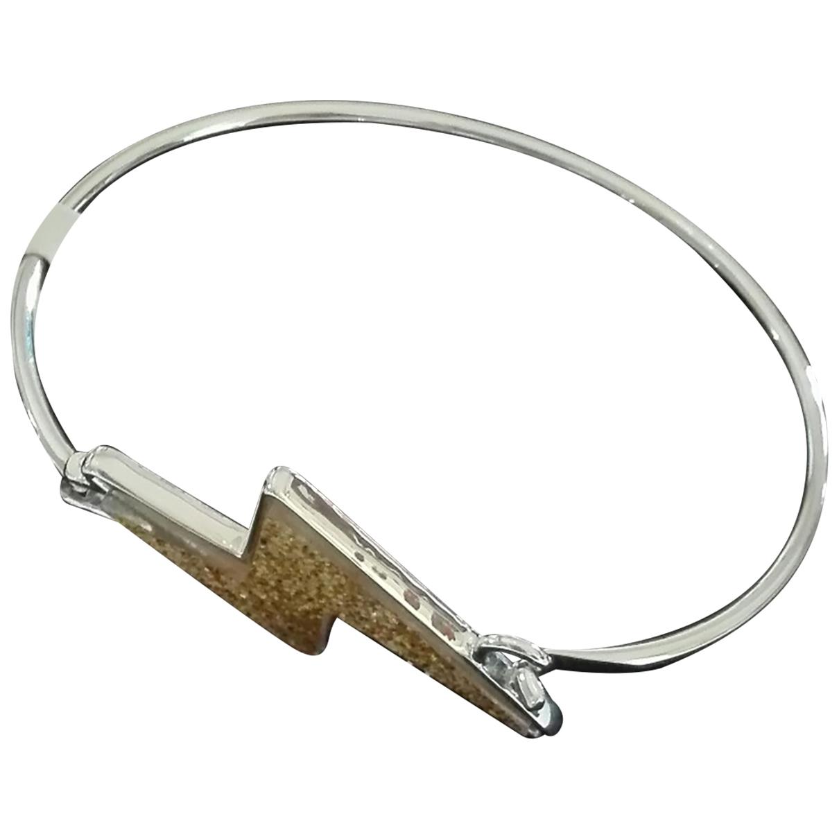 Marc By Marc Jacobs \N Silver Steel bracelet for Women \N