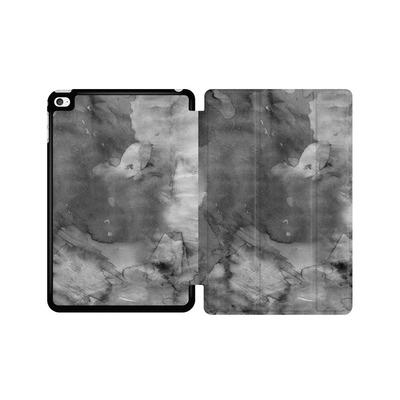 Apple iPad mini 4 Tablet Smart Case - Black Watercolor von Emanuela Carratoni