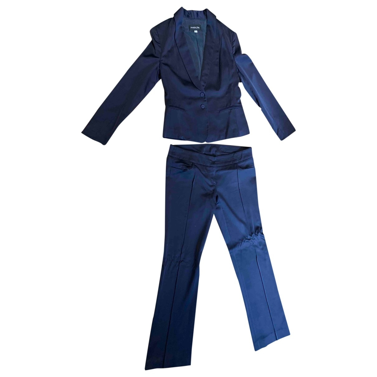 Patrizia Pepe \N Blue jacket for Women 42 IT