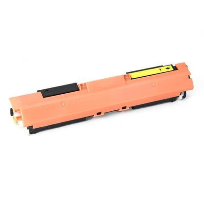 Compatible HP 126A CE312A cartouche de toner jaune - boite economique