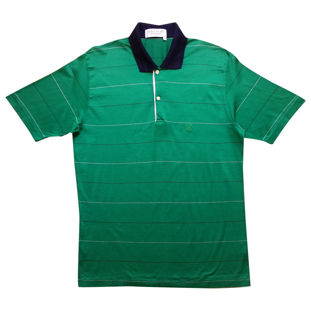 Givenchy \N Green Cotton Polo shirts for Men M International