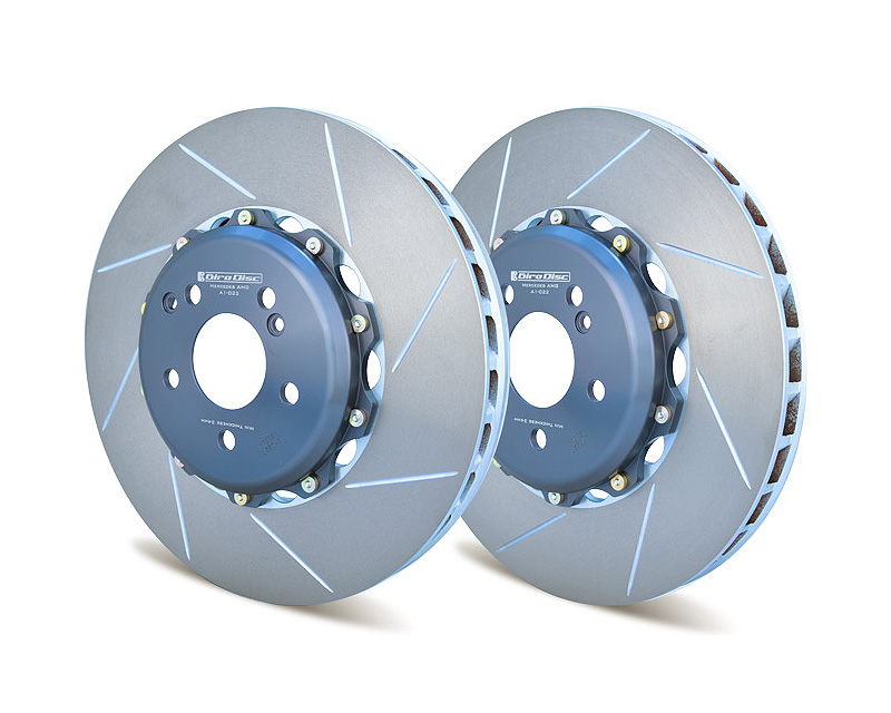 Girodisc A1-022 Front 360mm 2 Piece Rotor Mercedes E63 AMG 07-09