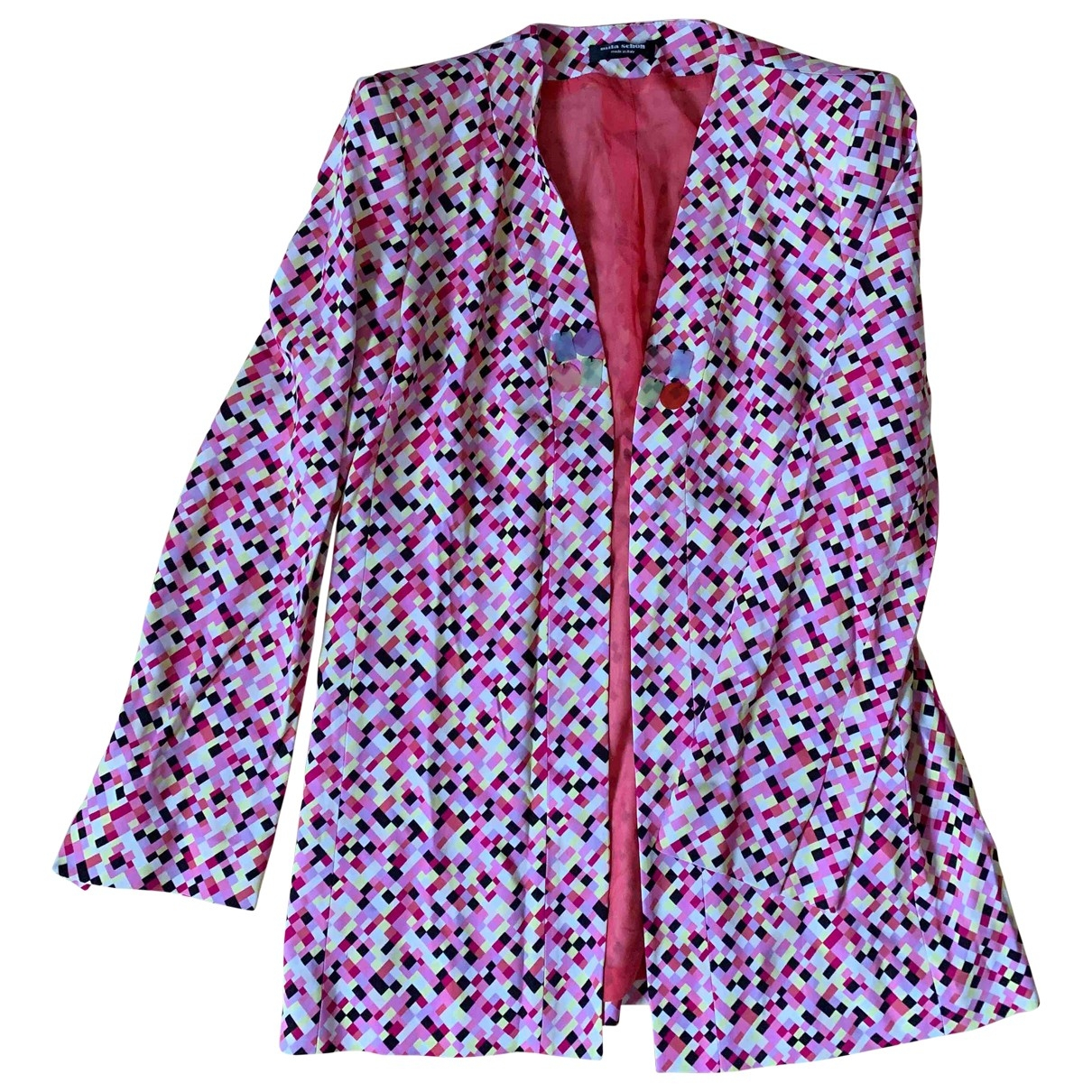 Mila Schön Concept \N Multicolour jacket for Women 42 IT