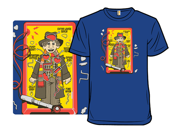 Paging Dr. Who? T Shirt