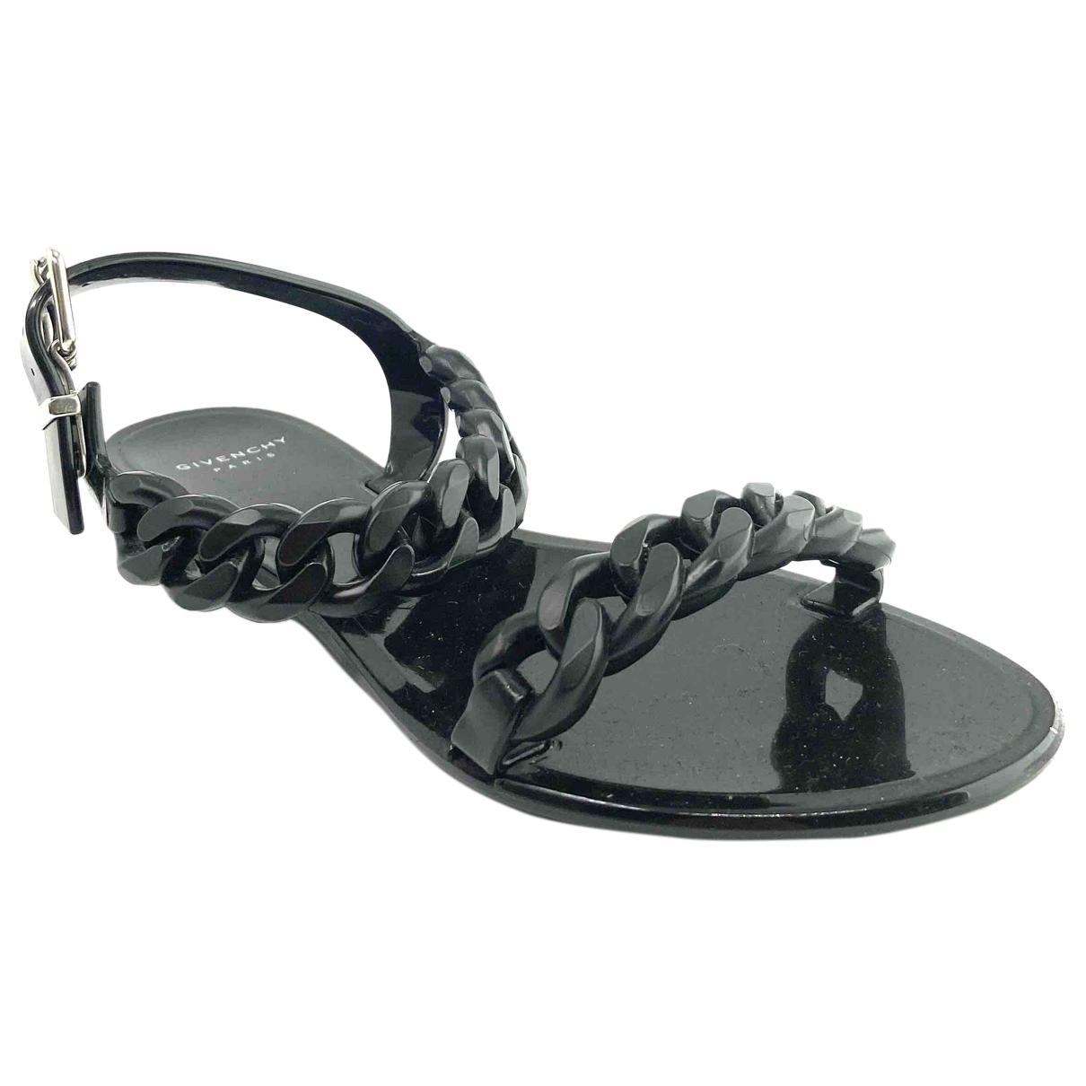 Givenchy - Sandales   pour femme - noir