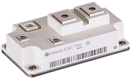 Infineon FZ300R12KE3GHOSA1, 62MM Module , N-Channel IGBT Module, 480 A max, 1200 V, Panel Mount