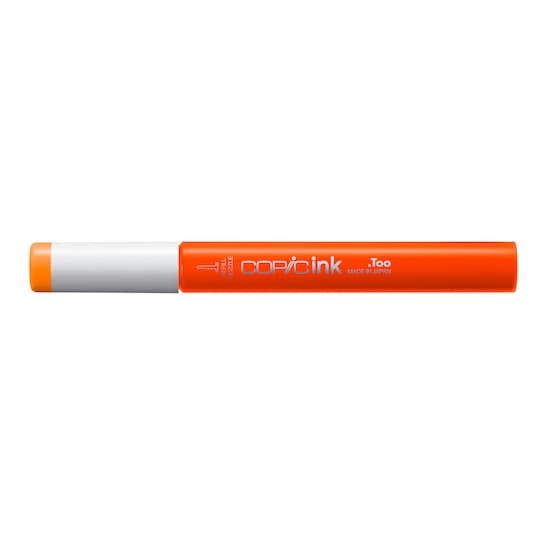 Copic® Ink Refill, Fluorescents in Fyr1 Fluorescent Orange | 12 ml | Michaels®