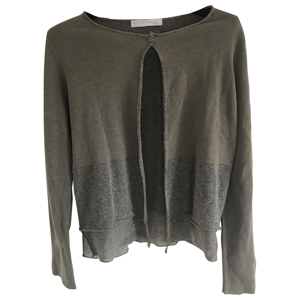 Fabiana Filippi \N Green Knitwear for Women 40 IT