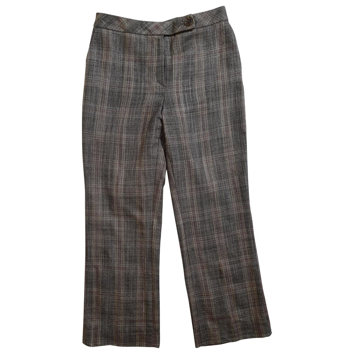 Pantalon de traje de Lana Akris