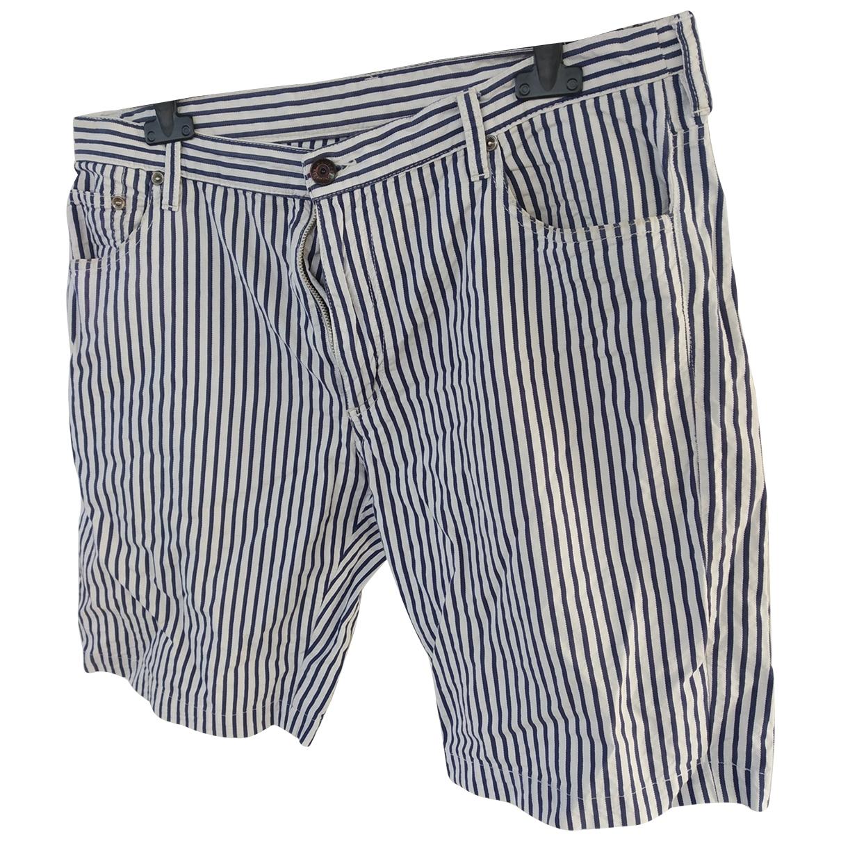 Marina Yachting \N Shorts in  Blau Baumwolle