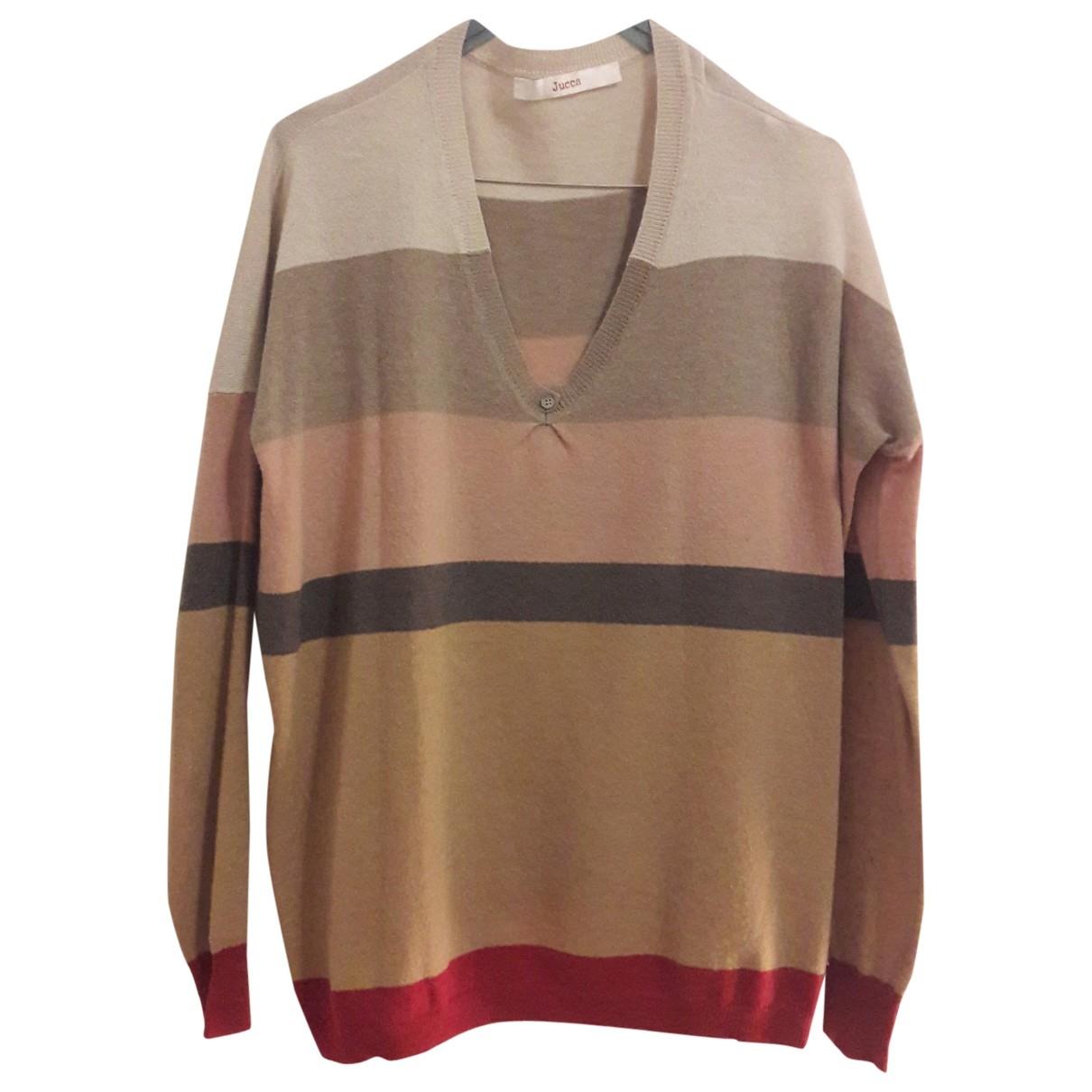 Jucca - Pull   pour femme en laine