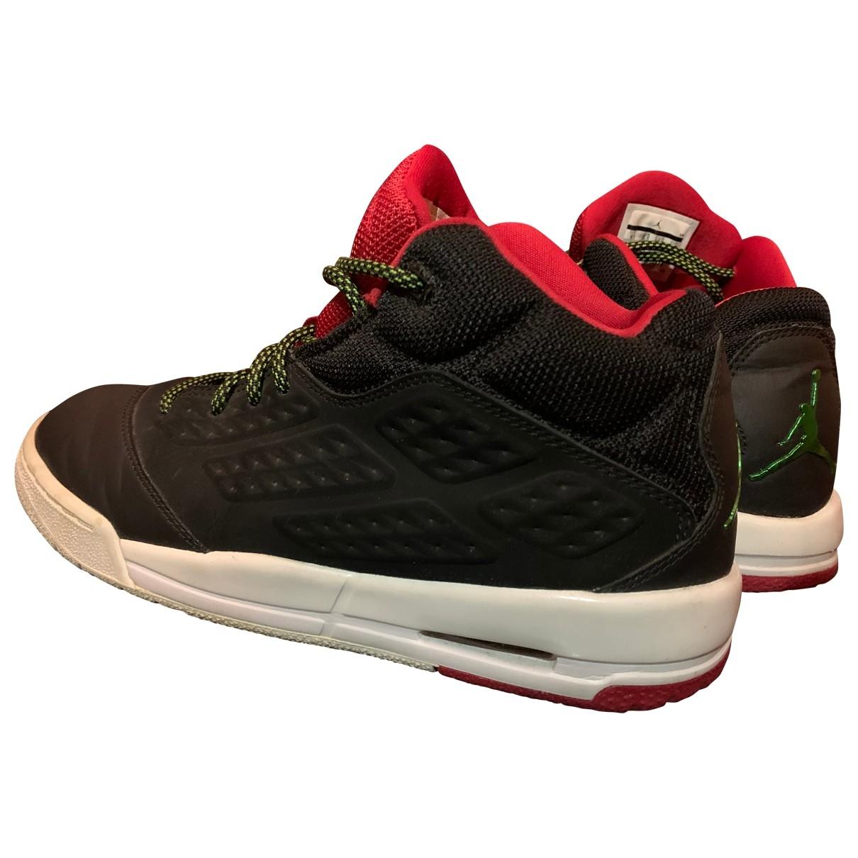 Jordan - Baskets   pour femme - noir