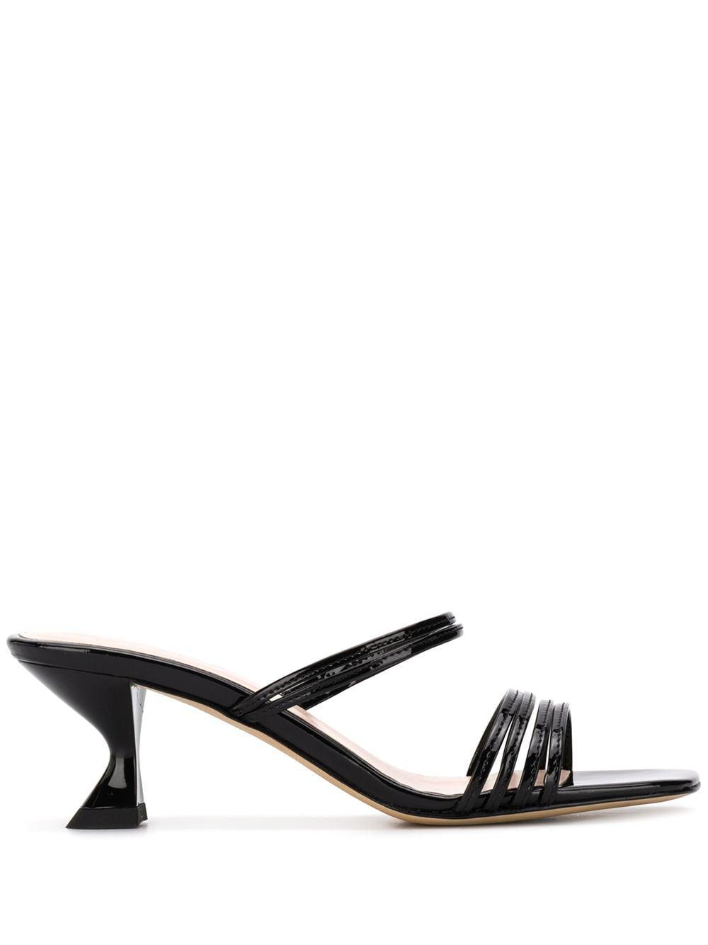 Simon Mini Leather Sandals