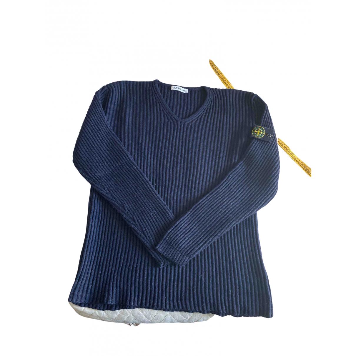 Stone Island - Pulls.Gilets.Sweats   pour homme en laine