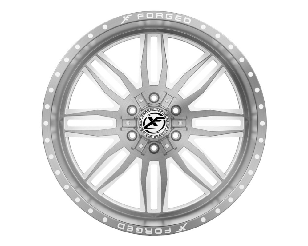XF Off-Road XFX-303 Wheel 20x10 6x135 6x139.7 -24mm Brushed Milled