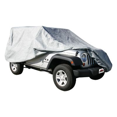 RT Off-Road Rough Trail Full Cover (Gray) - FC10309