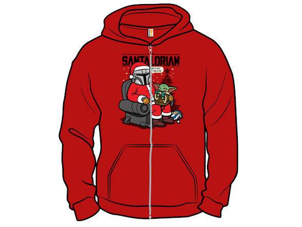 The Santalorian T Shirt