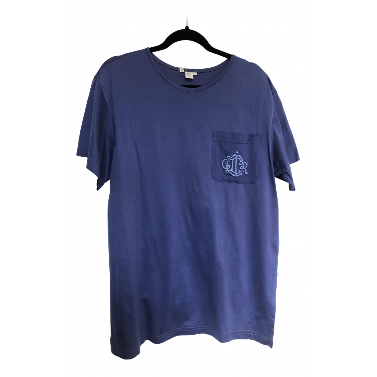 Dior \N Blue Cotton  top for Women 1 US