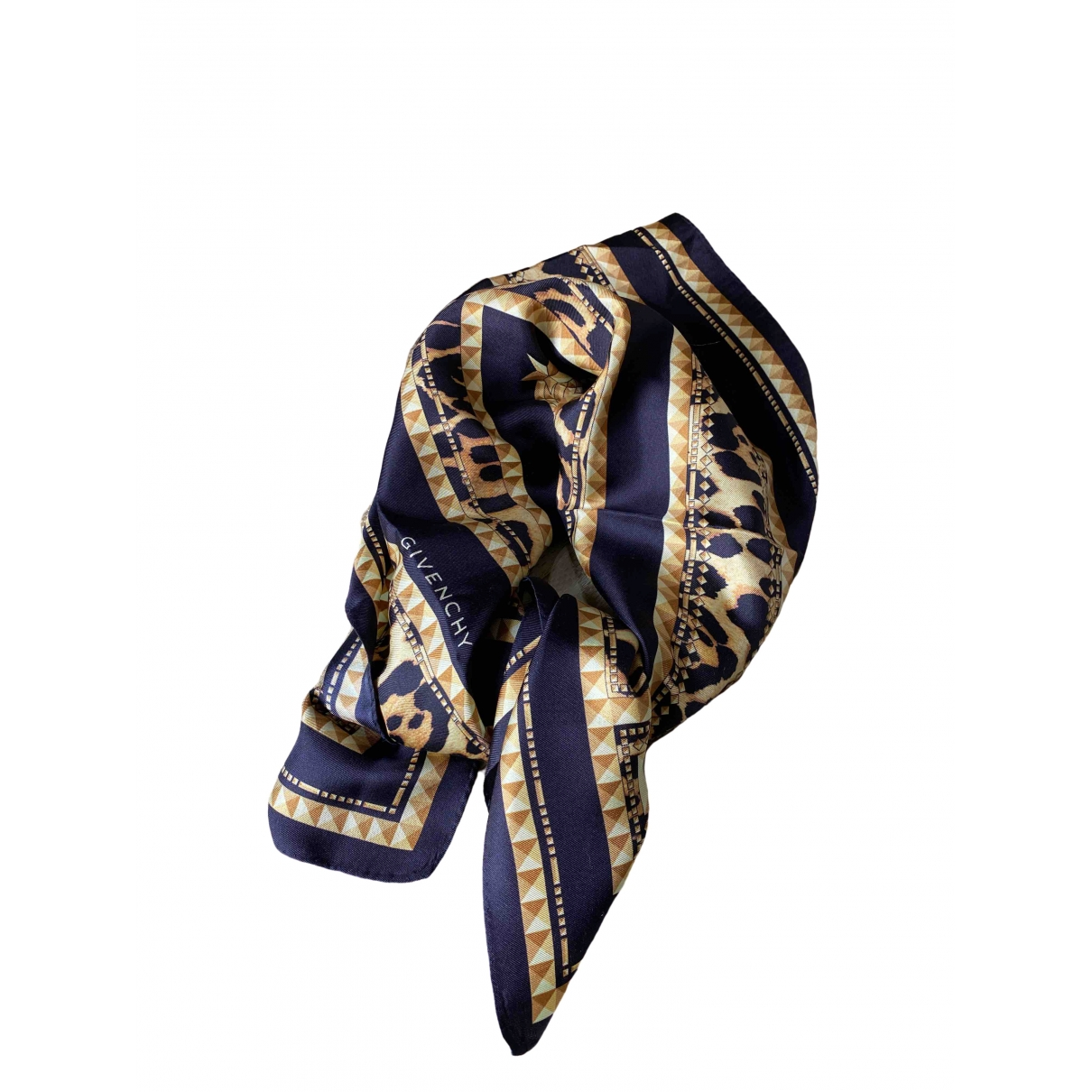 Givenchy \N Multicolour Silk scarf for Women \N
