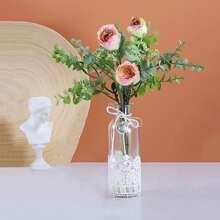 1 haz rosa artificial