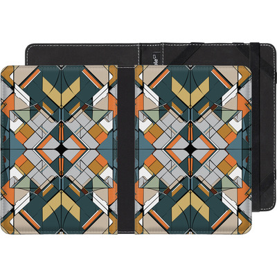 Kobo eReader Touch eBook Reader Huelle - Mosaic I von caseable Designs