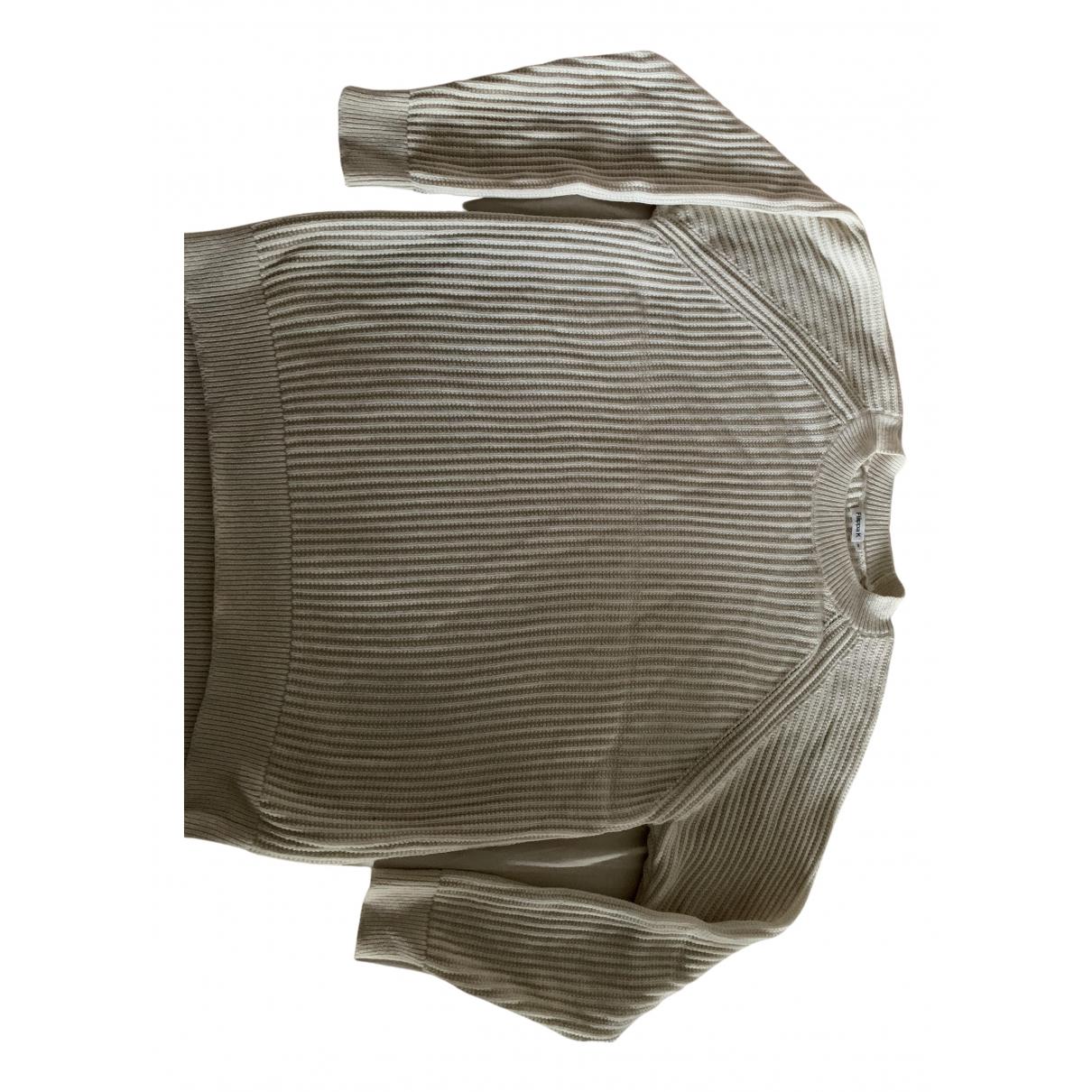 Filippa K N White Wool Knitwear for Women S International