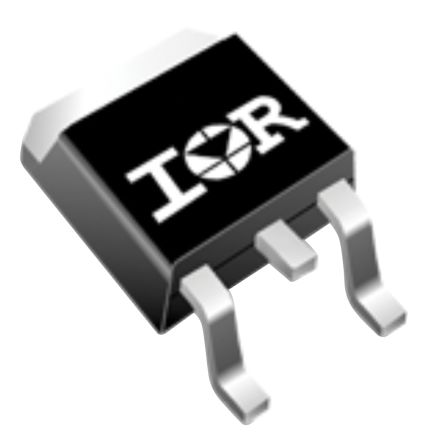 Infineon P-Channel MOSFET, 31 A, 55 V, 3-Pin D-PAK  IRFR5305TRLPBF (3000)