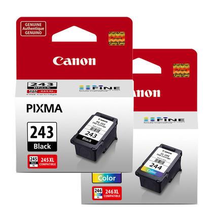 Canon PG-243 CL-244 1287C001 1288C001 cartouche d'encre originale combo