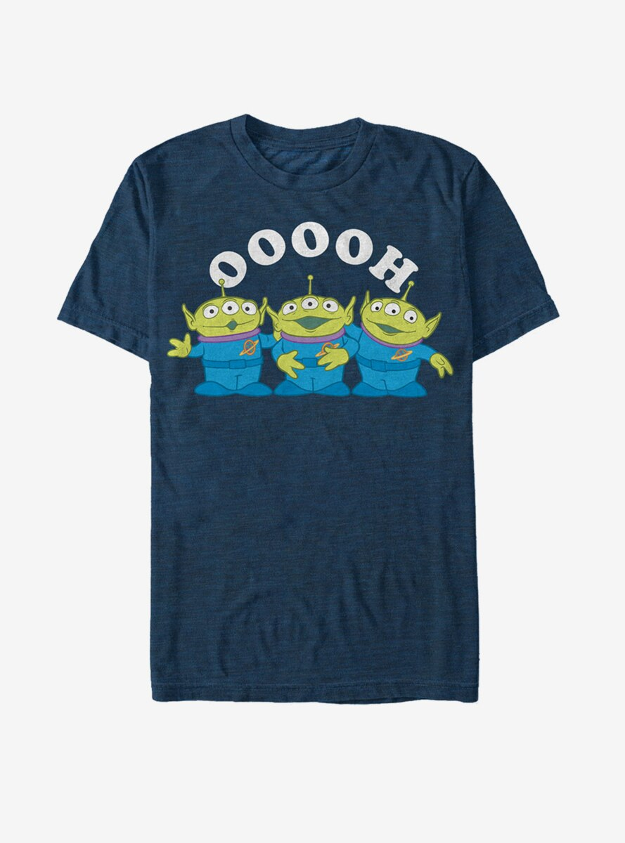 Disney Pixar Toy Story Oooh Squeeze Aliens T-Shirt
